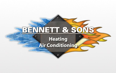 Bennett and Sons Logo Design