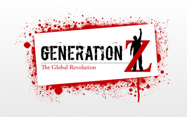 Generation Z Book Cover/Logo Design