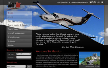 MarcAir Private Charter